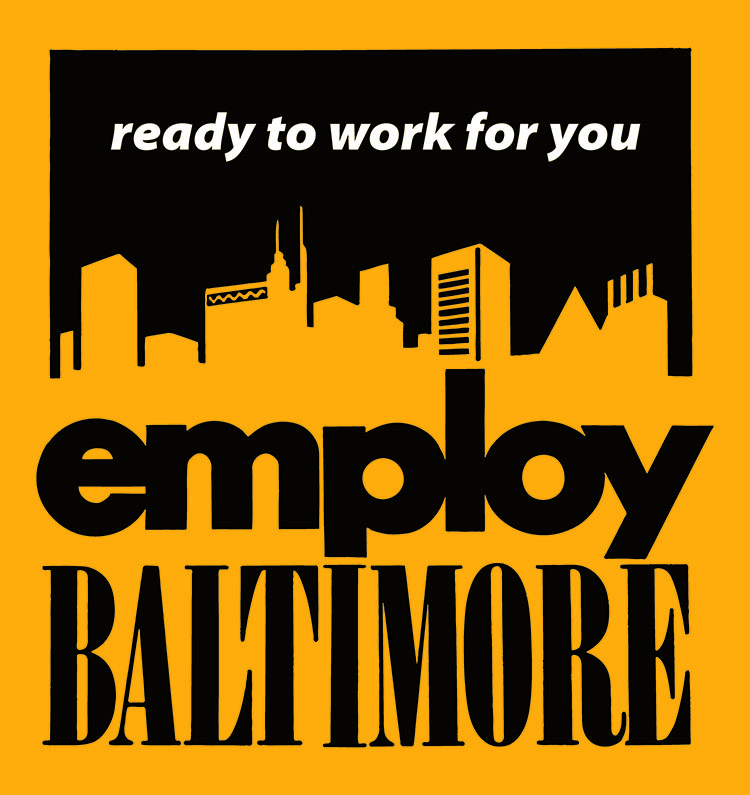 Employ Baltimore Ready to Work for You logo
